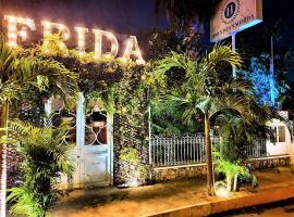 Hotel Downtown Merida, отель в городе Мерида