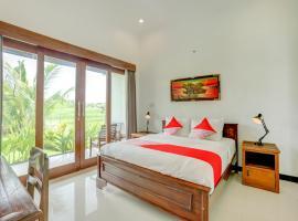 OYO 90116 Carik Bali Guest House, hotel in Canggu