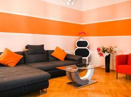 Bright Suite Universitaet Wien, apartment in Vienna