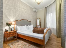 Vremena Goda Hotel, hotel near Bitsa Park, Moscow
