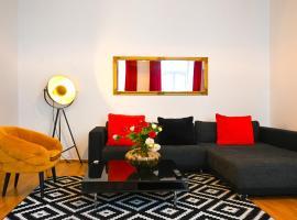Highlight Suite Universitaet Wien, διαμέρισμα στη Βιέννη