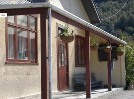 Brunnerton Lodge and Backpackers, hotel in Greymouth