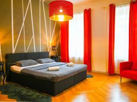 Highlight Suite City Center, apartment in Vienna