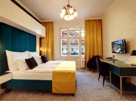 ASTORIA Hotel & Medical Spa, Art Deco WOLKER, hotel v destinaci Karlovy Vary
