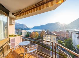 Hotel Delfino Lugano, hôtel à Lugano