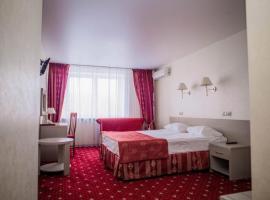 АМАКС Юбилейная, отель в Тольятти