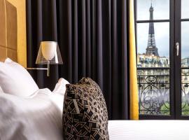 First Hotel Paris Tour Eiffel, hotel in Paris