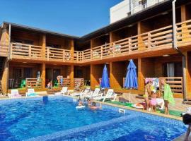 Villa na peske, hotel in Vityazevo