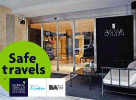 Awwa Suites & Spa, hotel near Jorge Newbery Airfield - AEP, Buenos Aires