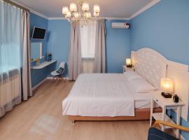 ZBest hotels Айсберг Саратов, отель в Саратове