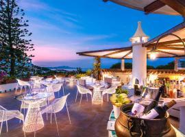 Hotel Punta Est, отель в городе Байя-Сардиния