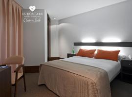 Hotel Domus Plaza Zocodover, отель в городе Толедо