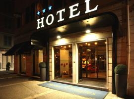 MSN Hotel Galles, отель в Генуе