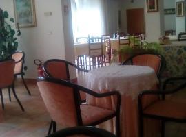 Hotel Olimpia, hotel in Abbadia San Salvatore
