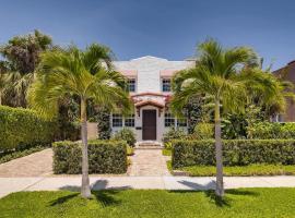 Villa Halla - 3bd2ba - Private Pool & Parking, villa in West Palm Beach