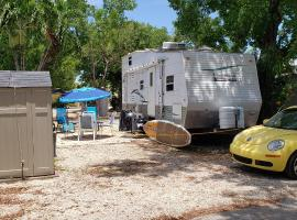 Tiny House RV, Kayak, vacation rental in Key Largo