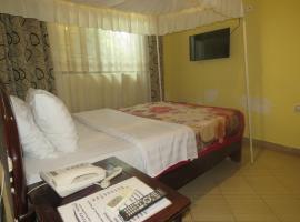 Ngaiza Safari Hotel, hotel in Arusha