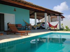 Q Graça de Casa!, hotel with pools in São Miguel dos Milagres