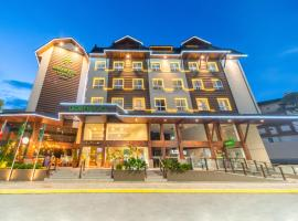 Hotel Laghetto Vivace Canela, pet-friendly hotel in Canela