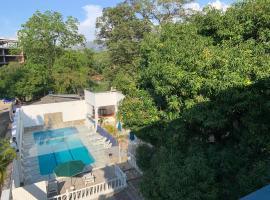hotel acuario, hotel en Melgar