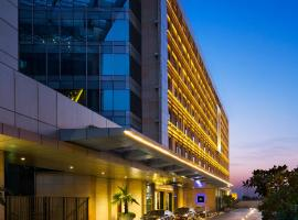 JW Marriott Hotel New Delhi Aerocity, boutique hotel in New Delhi