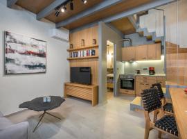 The Peach House, apartment in Chania Town