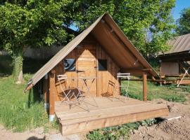 Domaine QUIESCIS, campground in Marcellus
