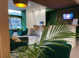 Citotel Limoges Centre - Lion d'or, hôtel à Limoges près de: Golf de Limoges