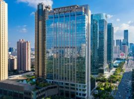 Shangri-La Hotel, Shenyang, отель в Шэньяне