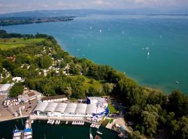 Bodensee Yachthotel Schattmaier, golf hotel in Kressbronn am Bodensee