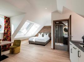 Hotel Zach, barrierefreies Hotel in Innsbruck