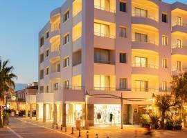 Palace Lido Hotel & Suites, hotell i Marina di Cecina