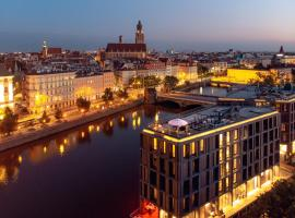 EXCLUSIVE Aparthotel MARINA, serviced apartment in Wrocław