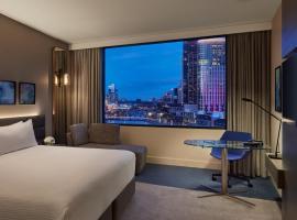 Crowne Plaza Melbourne, an IHG Hotel, hotell i Melbourne