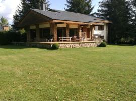 Casa Etna, casa de férias em Rascafría