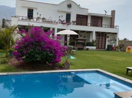 Cieneguilla Casa de Campo 6 dormitorios con piscina, room in Cieneguilla