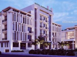 HOTEL SAPPHIRE INN, hotel in Siwān