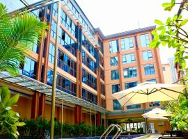 Le Chen Miiya Hotel, hotel in Sihanoukville