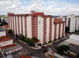 HotSprings B3 Hoteis, hotel in Caldas Novas