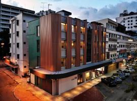 The Seraya Hotel, bed & breakfast a Kota Kinabalu