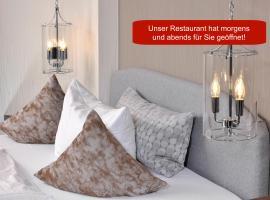 Lobinger Hotel Weisses Ross, Hotel in Langenau