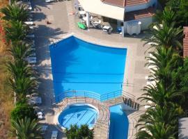 Faliro Hotel, отель в Фалираки