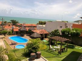 Apart Hotel Litoral Sul, budget hotel in Natal