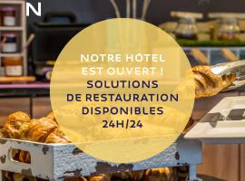 Novotel Bourges, hotel in Bourges