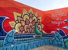 Flat Boa Vista dos Milagres, pet-friendly hotel in São Miguel dos Milagres