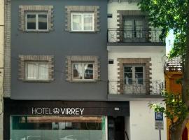 Hotel Virrey, hotel cerca de Torreón del Monje, Mar del Plata