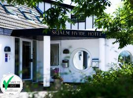 Skjalm Hvide Hotel, hotel i Slangerup