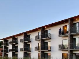 Hotel Quinta del Bosque, hotel en Mazamitla