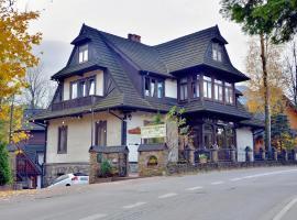 Czarna Willa, hotel in Zakopane