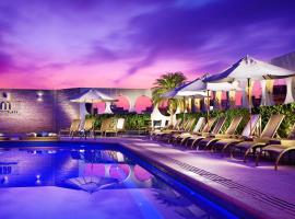 Bourbon Santos Convention Hotel, hotel em Santos